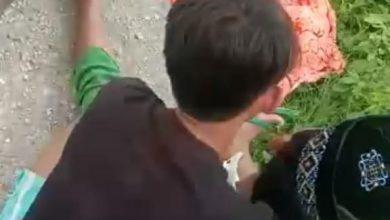 Photo of Di Duga Korban Pembunuhan Sesosok Mayat Di Temukan Tergeletak Di Pinggir Jalan