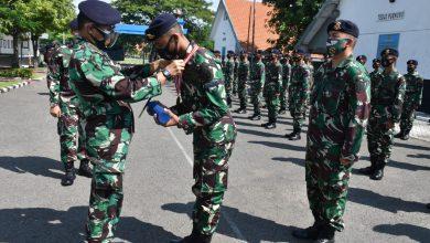 Photo of Sekolah Tamtama Pusdikbanmin Kodiklatal Luluskan 120 Prajurit Dukungan Umum
