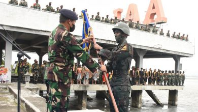 Photo of Gubernur AAL Terima dan Buka Masa Orientasi Taruna AAL Tingkat l Angkatan ke-69