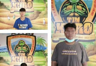 Photo of Sehari Dua TKP Kasus Narkotika Terselesaikan Oleh Jajaran Satresnarkoba