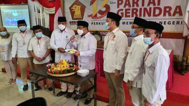 Photo of DPD Partai Gerinda Jawa Timur Rayakan HUT Ke – 13 Dengan Sederhana