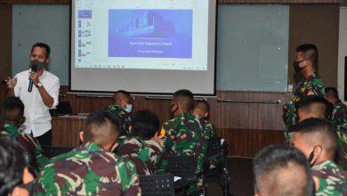 Photo of Raih Skill To Protect The Cargo, Taruna AAL Lattek Ilmu Muat dan Stabilitas Kapal