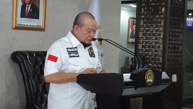 Photo of Dukung Pembentukan Provinsi Kapuas Raya, Ketua DPD RI Beri Sejumlah Masukan