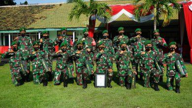Photo of Dandim Gresik Lepas Puluhan Prajurit Remaja Untuk Mengabdikan Diri Ke Kesatuan Baru