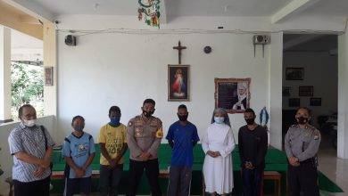Photo of Kapolres Lumajang kunjungi Desa Rowokangkung Dalam Rangka giat Baltimore Social