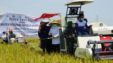 Photo of Dandim 0817/Gresik Dampingi Kunjungan Tiga Menteri