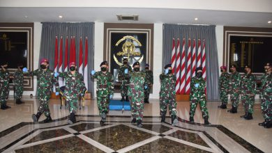 Photo of Tiga Pejabat Utama Akademi Angkatan Laut Berganti