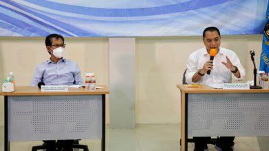 Photo of Diskusi Bersama PWI Jatim, Cak Eri Paparkan Visi-Misi Pembangunan Surabaya 5 Tahun ke Depan