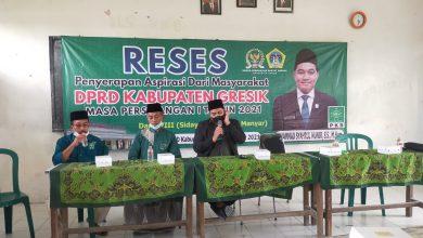 Photo of Kaji Qodir Siap 'Tarung' Demi Kemenangan PKB Gresik 2024