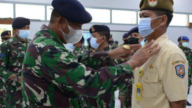 Photo of Prajurit Bintara Tamtama dan PNS Denmako Kodiklatal Naik Pangkat Satu Tingkat Lebih Tinggi