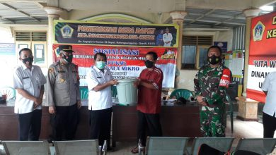 Photo of Pemdes Dapet Secara Kontinyu Sosialisasikan Perpanjangan Program PPKM Mikro