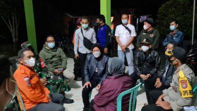 Photo of Kapolres Lumajang Bersama Bupati dan Dandim 0821 Terima Kunjungan Mensos RI Di Wilayah Terdampak Gempa Bumi