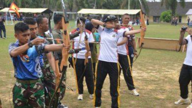 Photo of Satlat Hiu Latsitardanus XLI Kunjungi Yonif-8 Marinir Pangkalan Brandan