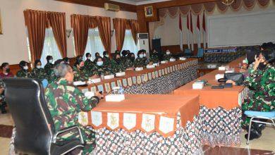 Photo of Prajurit Kowal AAL Terima Pengarahan Dirpers AAL