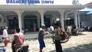 Photo of Antisipasi Kluster Baru Di Tempat Ibadah, Polres Lumajang Sosialisasikan Surat Edaran Menag Nomor 03 Tahun 2021