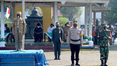 Photo of Jelang Hari Raya Idul Fitri 1442 H, Forkopimda Lumajang Gelar Apel Kesiapan Pengamanan Larangan Mudik