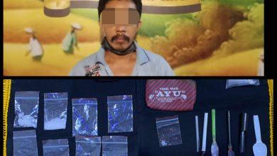 Photo of Serius Tumpas Narkoba, Polres Lumajang Kembali Ungkap Pengedar Beserta Barang Buktinya