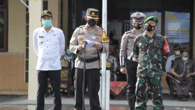 Photo of Operasi Ketupat Semeru 2021 Forkopimda Sampang Pimpin Apel Gelar