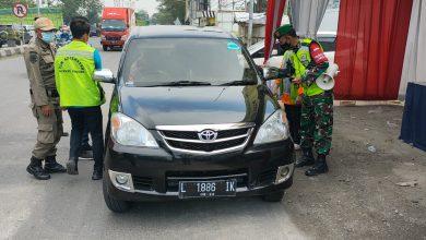 Photo of Koramil  0817/06 Manyar  Terus Tekan Angka Penyebaran Virus Covid 9 Melalui Pembatasan Kendaraan Luar Wilayah