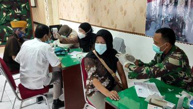 Photo of Bentuk Perhatian  Kodim 0817 Gresik Kepada Para Purnawirawan Dan  Warakawuri
