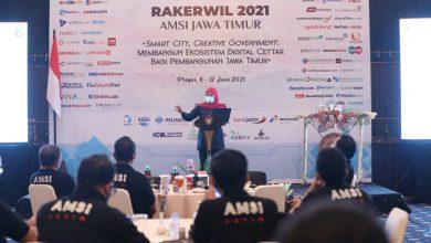 Photo of Gubernur Khofifah Tekankan Proses Digitalisasi Jadi Faktor Penting Penentu Percepatan Pelayanan Publik Dan Pertumbuhan UMKM