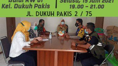 Photo of Camat dan Lurah Jemput Bola 'Ngantor' di Balai RW