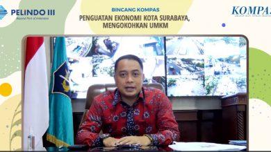 Photo of UMKM Surabaya Capai 60 Ribu Lebih, Ini Intervensi Pemkot Surabaya