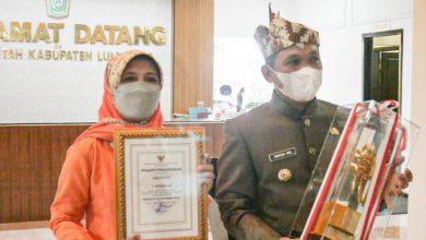 """Photo of """"Nirwasita Tantra Award"""" Lumajang Raih Penghargaan Kembali Dari Kementerian"""
