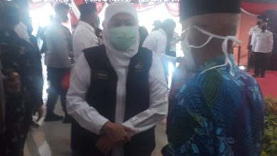 Photo of Vaksinasi Berskala Besar Di Kabupaten Sampang Di Pantau Langsung Forkopimda Jatim