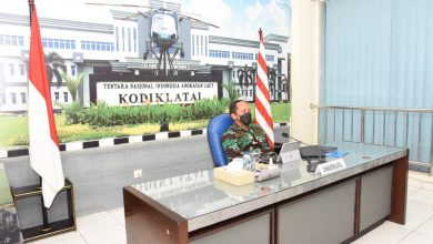 Photo of Dankodiklatal Hadiri Paparan Pembentukan Koarmada Republik Indonesia Melalui Daring