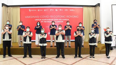 Photo of Dukung Pemerintah Percepat Valsinasi, Petrokimia Gresik Gelar Vaksinasi Gotong Royong Untuk 3.179 Peserta