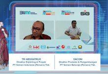 Photo of SIG Bersama Sembilan BUMN Klaster Insfrastruktur Bersinergi Mendirikan Research Institute dan Learning Institute