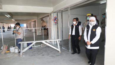 Photo of RSUD dr. Soetomo Sulap Kontainer Menjadi Triage Pasien Covid-19, Gubernur Khofifah : Semakin Mempercepat Pelayanan