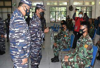 Photo of Prajurit Kodiklat TNI AL Donor Plasma Konvalesen Dukung Penyembuhan Covid 19