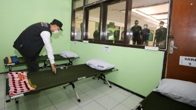 Photo of Pemkot Surabaya Siapkan Eks Gedung Kelurahan Mulyorejo jadi Rumah Sehat
