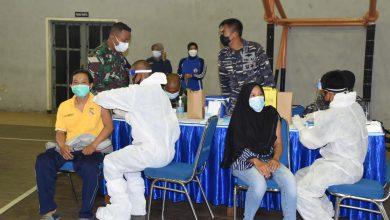 Photo of Hari Terakhir Serbuan Vaksin TNI AL di Kodiklatal Animo Masyarakat Masih Tinggi Untuk Vaksin