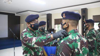 Photo of Letkol Laut (P) Yohanes Bagus Wibowo Resmi Jabat Dansepa Puslatdiksarmil