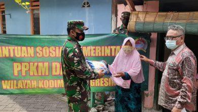 Photo of Sertu  Warsito  Pastikan Pendistribusian  Bantuan Sembako diterima Tepat Sasaran