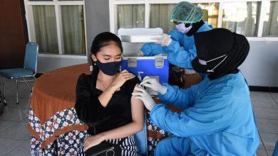 Photo of Serbuan Vaksin TNI AL, AAL Kembali Suntikan 257 Vaksin di Pekan Keempat Juli 2021