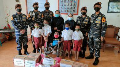 Photo of Taruna AAL Satlat KJK Kunjungan Kehormatan ke Forkopimda Kota Tual dan Panti Asuhan