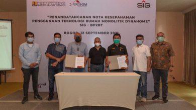 Photo of SIG Hadirkan Solusi Teknologi Konstruksi DynaHome di Sumatera Selatan