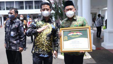 Photo of Pasca Terima Penghargaan Abdi Bakti Tani, Bupati Ingin Fokus Sejahterahkan Petani