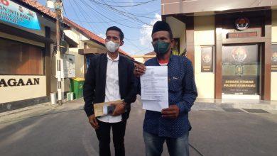 Photo of Bersama Kuasa Hukum,Keluarga Korban Pertanyakan Kasus Dugaan Pencabulan Ke Polres Sampang