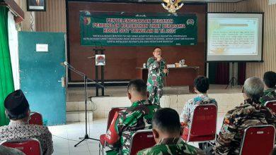 Photo of Kodim 0817 GRESIK Adakan Pembinaan Kerukunan Umat Beragama