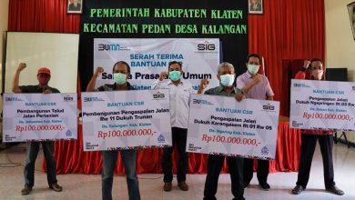 Photo of SIG Terus Berbagi Kali ini Salurkan Bantuan Senilai Rp. 725 Sarana Umum dan Pendidikan di Jawa Tengah  untuk Pembangunan