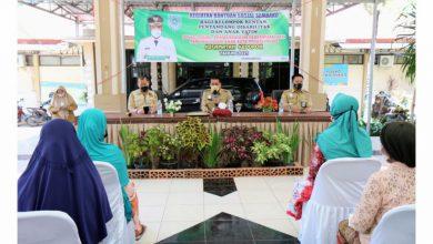 Photo of Pemkot Probolinggo Kembali Salurkan Bantuan Sembako