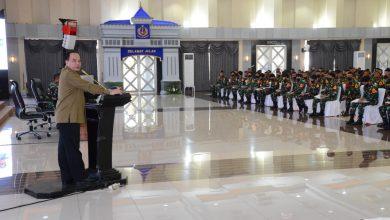 Photo of Mantan Kasal, Laksamana TNI (Purn) Dr. Ade Supandi Berikan Kuliah Umum Taruna AAL