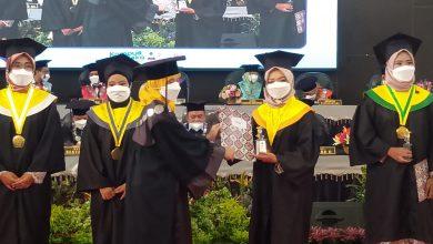 Photo of Universitas Muhammadiyah Gresik Gelar wisuda Hybrid Dengan Model Daring dan Luring