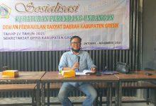 Photo of Sholihuddin Sosialisasi Perda Pengurangan Penggunaan Sampah Plastik