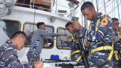 Photo of Pelayaran Kembali ke Pangkalan, Taruna AAL Satlat KJK Jalani Ujian Tulis dan Komprehensif